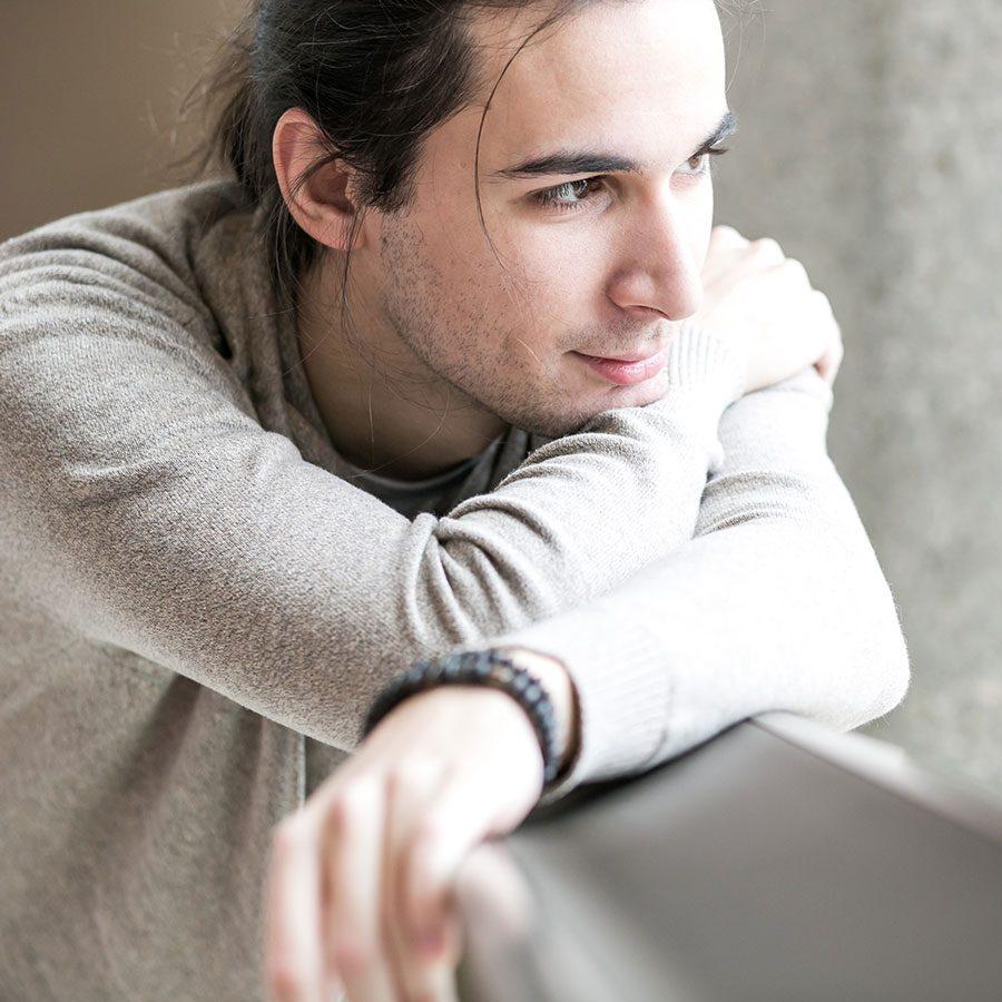 Szabó Marcell - fotó: Csibi Szilvia