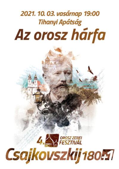 Csajkovszkij 180+1 – Az orosz hárfa