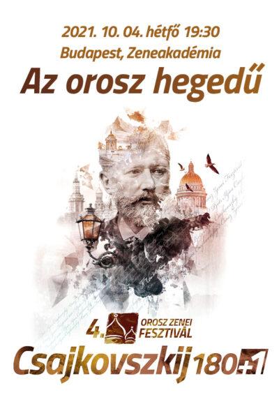 Csajkovszkij 180+1 – Az orosz hegedű