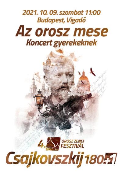 Csajkovszkij 180+1 – Az orosz mese