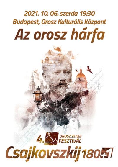 Csajkovszkij 180+1 –Az orosz hárfa